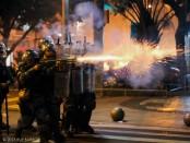 militarizacao da democracia