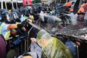 HK spray de pimenta