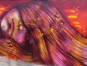 Grafite de Panmela Castro
