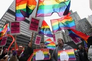 29 de março aprovado casamento gay na Inglaterra